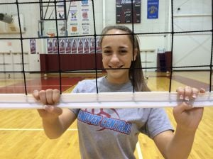 No more silence to Wildcats' Taylor Wyrwa