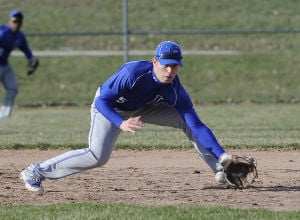 Brenden Seren is L.C. baseball's calm under pressure