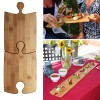 Totally Bamboo Puzzle Platter