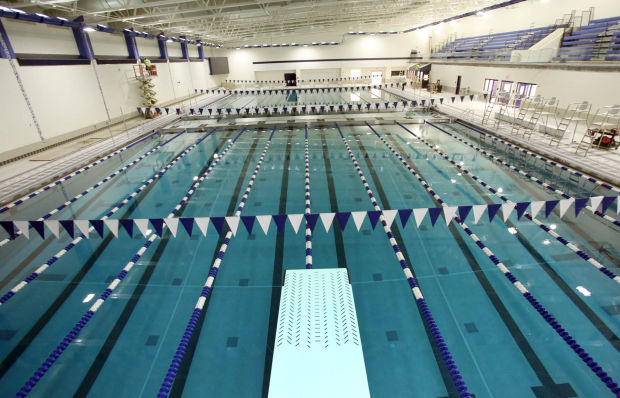 State Of The Art Facilities Await Students At Lake Central High