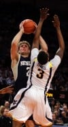 Notre Dame comes up short in Big East semis