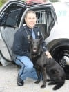 Valparaiso's first full patrol canine officer retiring