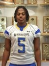Crete-Monee linebacker Nyles Morgan