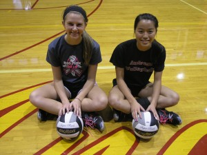 Andrean go-to combo part of volleyball success