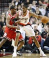 Aldridge on fire in Blazers' win over Bulls
