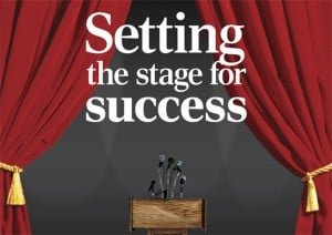 set the stage to success It's up to the manager to set the stage for that success i've found that the starting point of building a strong team is to establish a common set of principles or rules of engagement to support working together.