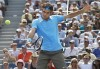 Federer beats the heat, Beck; Soderling looms at U.S. Open