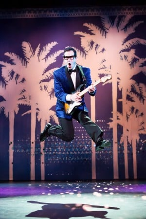 Rock of Ages: 'Buddy Holly' back with Broadway blessings for musical stage story