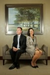 20 UNDER 40: Tara Tauber and Jared Tauber