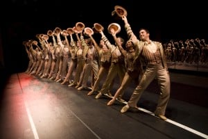 On the Line: 'Chorus Line' tour makes a quick step stop at Star Plaza Sunday