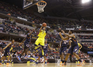 Gallery: Region native Glenn Robinson III enters NBA draft