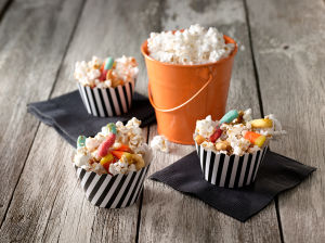 Sweet and savory Halloween treats