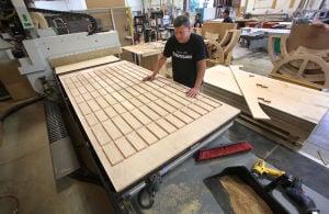 Hudec Woodworking earns spot on Inc. list