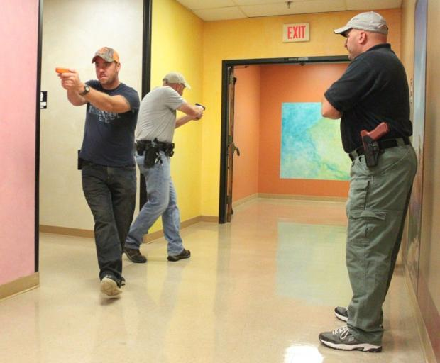 Pnc police host emergency training for area police for Laporte city police