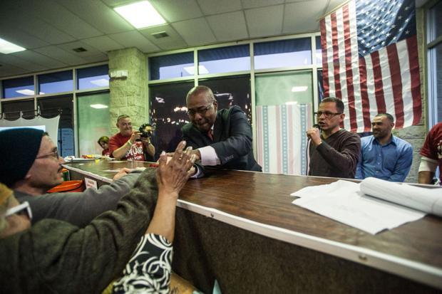 E.C. residents vote to retain Copeland