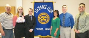 Portage club honors outstanding students