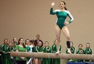 Valparaiso gymnasts win 10th consecutive sectional title