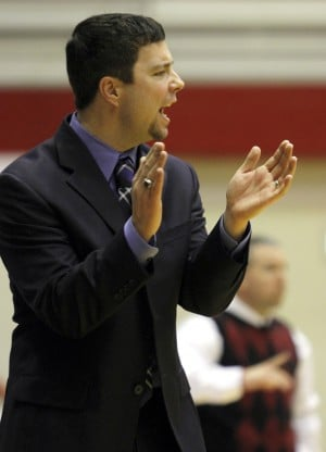 Noll's Trost resigns to return home for coaching job in Utah