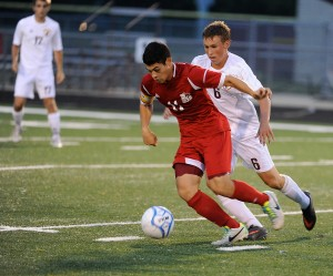 Bulldogs get defensive against Chesterton in boys soccer win