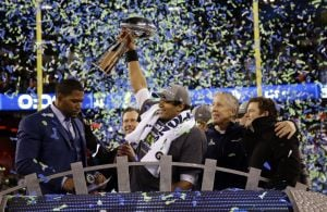 Seahawks crush Broncos in Super Bowl XLVIII