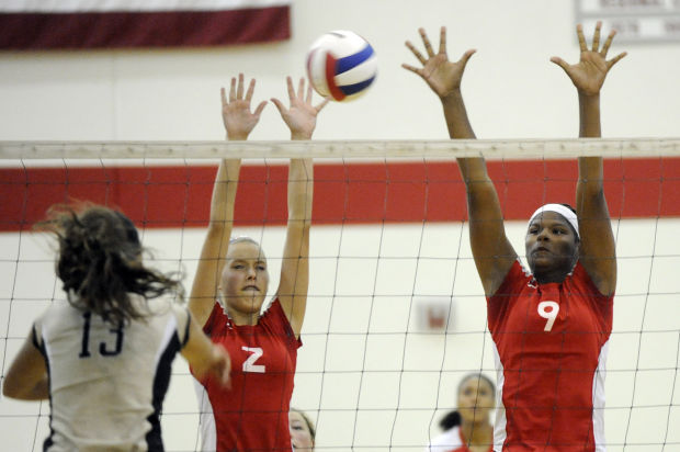 New-look T.F. South drops girls volleyball opener