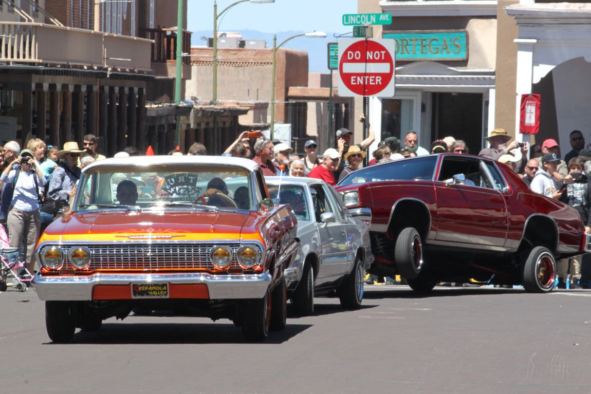 Lowrider Car Culture Takes Spotlight In New Mexico Cars