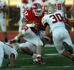 Gallery: Andrean vs Crown Point preseason football