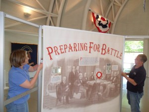 New display, travel author highlight Memorial Day weekend at region Civil War exhibit