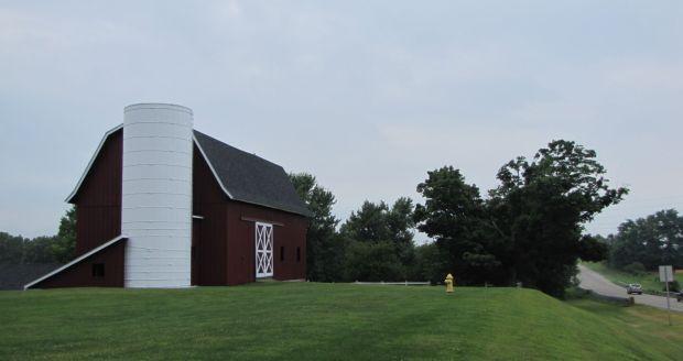 LaPorte barn restoration symbolizes area's past
