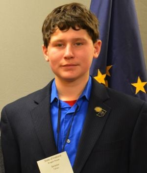 Portage teen learns votes matter