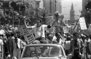 In 50 years, huge strides for gay-rights movement