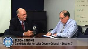 Candidate for Lake Co. Council – District 7