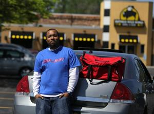 Start-up delivers groceries, restaurant food