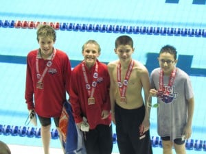 Munster 12th at Age Group State Swimming Championships