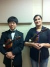 Munster High duo chosen for All State Orchestra