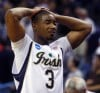 Fighting Irish stunned in NCAA tournament