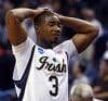 Fighting Irish stunned in NCAA tournament