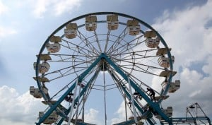 Porter County Fair opens today