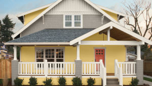 Exterior Decorating: updating with paints, trims