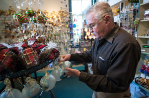 Local businesses urge shoppers to think small for the holidays