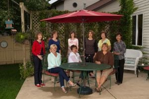 Local book club to be featured in Woman's Day magazine