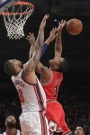 Derrick Rose, Tyson Chandler