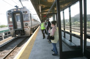 South Shore revenue grew despite fewer riders