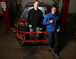 Lowell students take top honors in tri-state mechanics contest