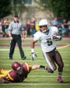 Turnovers doom Mount Carmel as two-day game ends Sunday