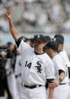 WHITE SOX: Reinsdorf says Robinson�s race not a big deal in 1947 Brooklyn