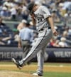 White Sox can't prevent homers, lose to Yankees