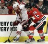 BLACKHAWKS GAME 6 NOTEBOOK: Teammates welcome Shaw back from suspension