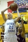 Boone Grove's Paige Aguilera 
