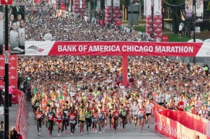Northwest Indiana runners hit the streets for Chicago Marathon